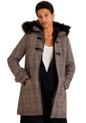 MANGO Пальто »WOOLCHEK«