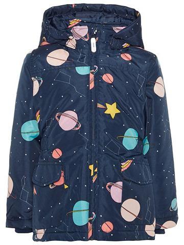 Mello Planetenprint куртка зимняя