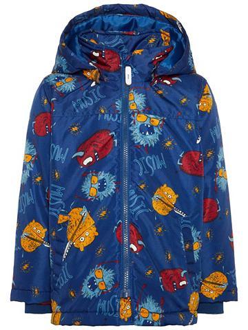 Mellon Monsterprint куртка зимняя