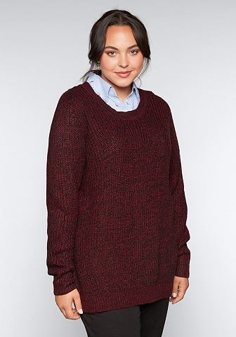 SHEEGO CASUAL Пуловер с круглым вырезом