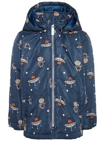 Mellon Weltraumprint куртка зимняя