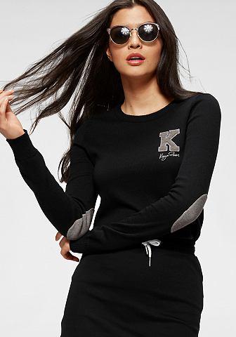 KANGAROOS Kanga ROOS пуловер с круглым вырезом