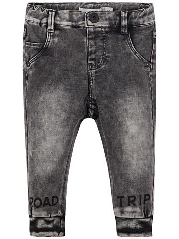 NAME IT Regular форма Sweatdenim джинсы