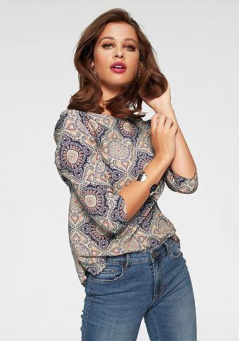 Блузка-футболка »NOVA«