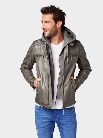 Куртка защитная от непогоды Кожаная ку...