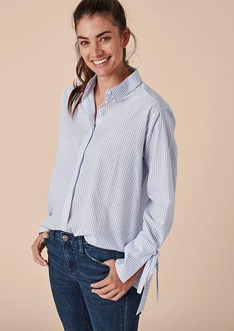 Блуза в полосатая