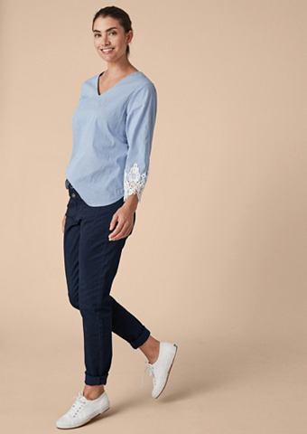 TRIANGLE Красивая Boyfriend: Coloured джинсы