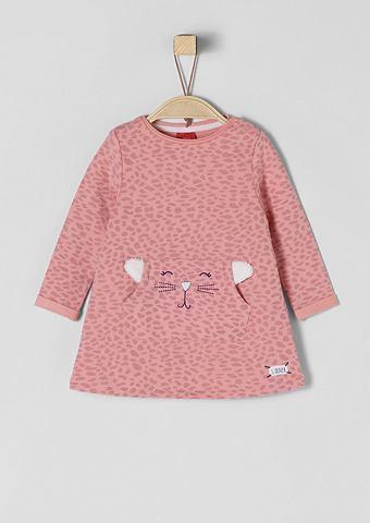 Платье с Katzen-Motiv для Babys