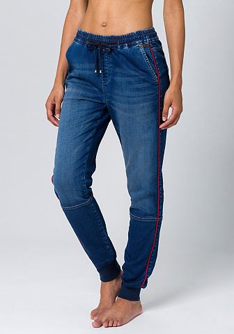 BUFFALO Кофта джинсы брюки