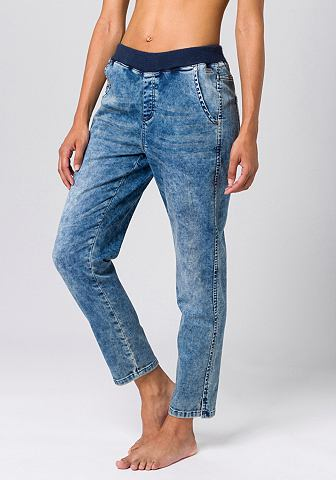 BUFFALO Кофта джинсы 7/8 брюки