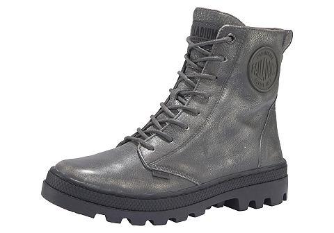 Ботинки со шнуровкой »PLBOSS OF ...
