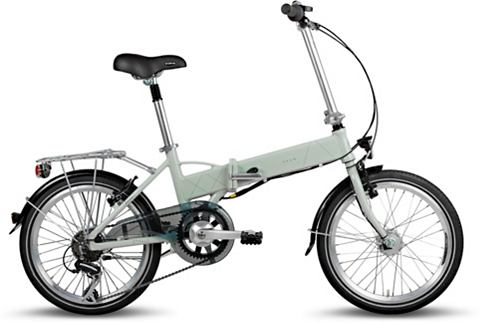 VAUN Электрический велосипед 6 Gang Shimano...