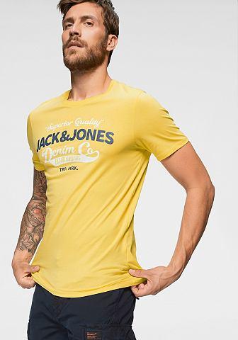 JACK & JONES Jack & Jones футболка »LOGO ...