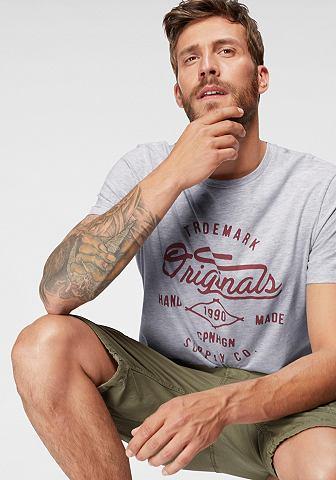 Jack & Jones футболка »NEWSH...