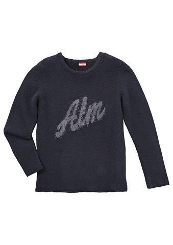 Пуловер для женсщин с Декорация