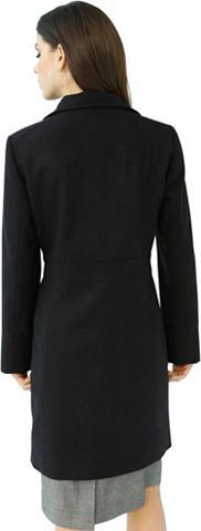 LADY Пальто в удобный Woll-Mischung