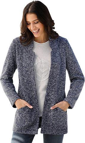 Пиджак в Melange-Optik