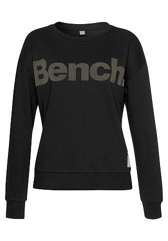 BENCH. Кофта спортивного стиля с Labeldruck