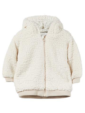Teddy куртка