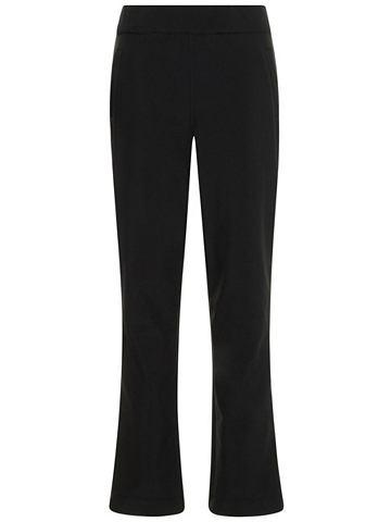 Alfa узкий форма брюки с теплой подкла...
