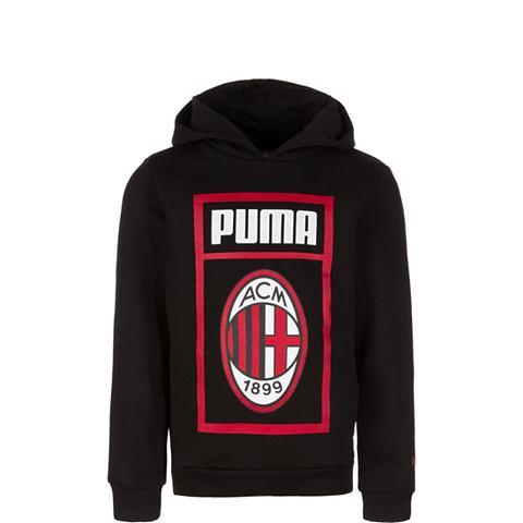 Пуловер с капюшоном »Ac Mailand ...