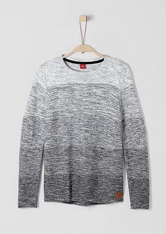 Melierter трикотажный пуловер для Jung...