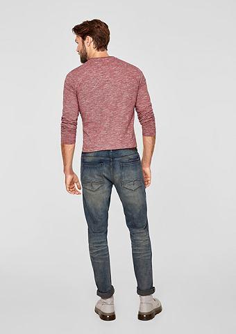 Tubx Regular: джинсы потертые