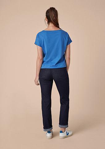 Curvy Straight: Dark джинсы