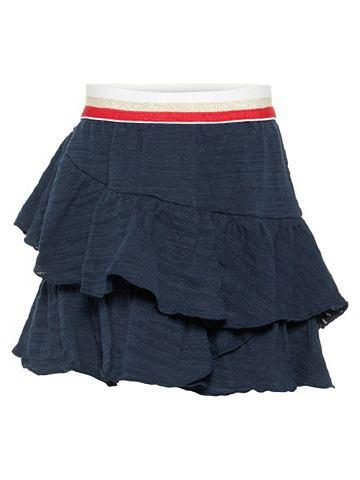 Оборка юбка