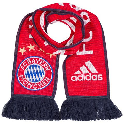 ADIDAS PERFORMANCE Шарф вязаный »adidas FC Bayern M...