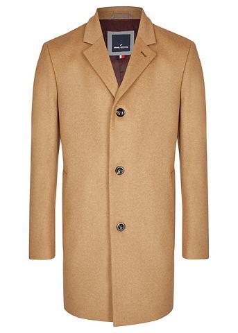 Klassisch eleganter пальто шерстяное