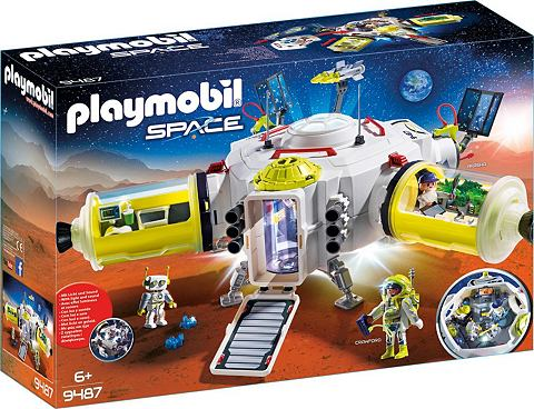 PLAYMOBIL ® Mars-Station (9487) »Space...