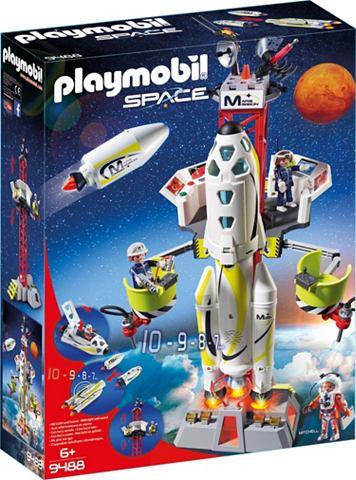 ® Mars-Rakete с Startrampe (9488) ...