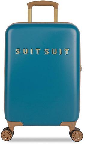 """SUITSUIT Пластиковый чемодан на колесах """"F..."""