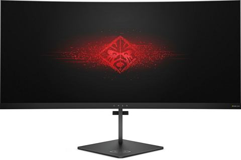Omen X by 35 Curved Gaming-Monitor &ra...