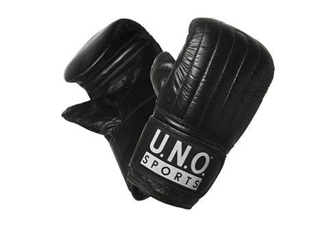 Боксерские перчатки U.N.O.-Sports