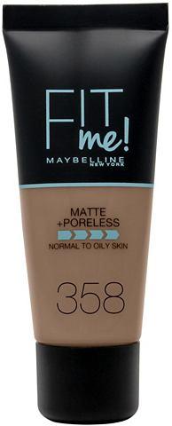 »FIT ME Matt&Poreless Make-U...
