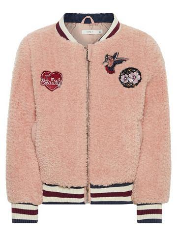 Teddy- куртка