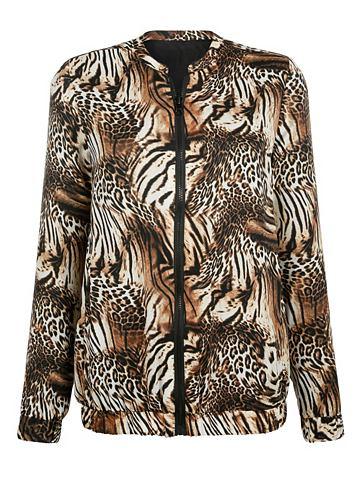 Куртка с Animaldruck