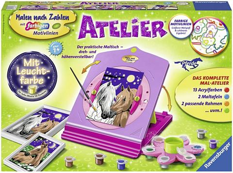 RAVENSBURGER Рисовать nach Zahlen »Atelier Pf...