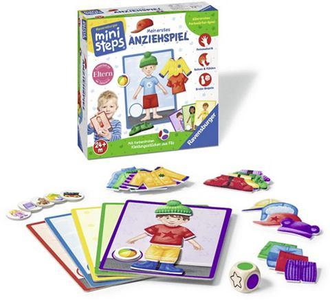 Farbwürfel-Spiel »ministeps...