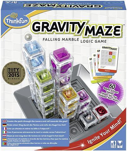 """THINKFUN ® Spiel """"Gravity Maze?"""""""