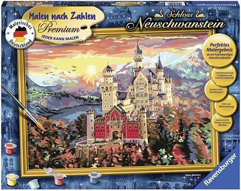 Рисовать nach Zahlen »Schloss Ne...