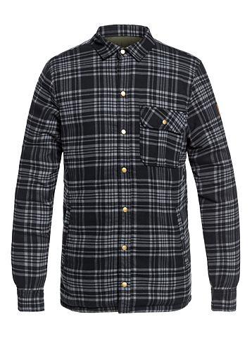 QUIKSILVER Куртка »Wildard Plaid«