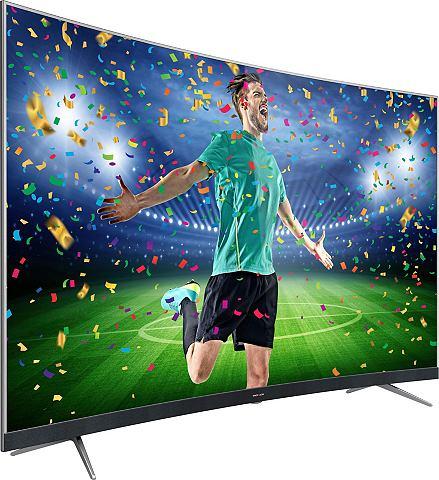 55UD6696 Curved-LED-Fernseher (139 cm ...