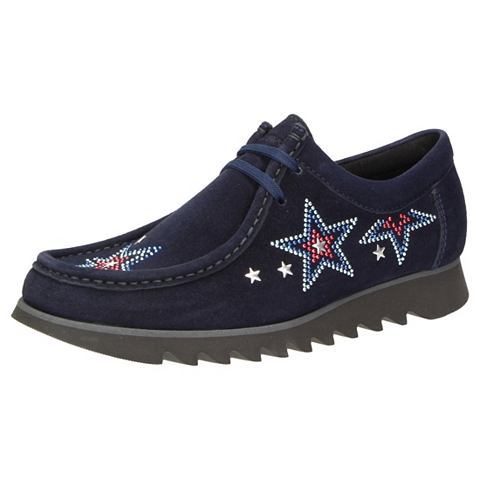 Ботинки со шнуровкой »Grash.-D18...