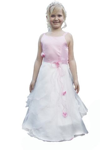 Платье с Blüten-Applikation