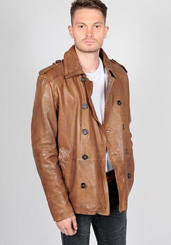 Куртка кожаная »3361-C«