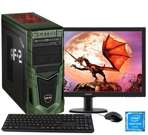 Игровой PC Pentium® G4560 8GB 1TB ...