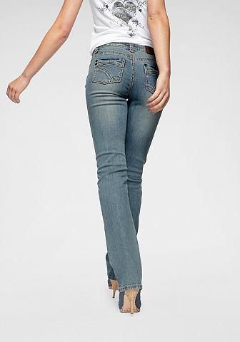 Gerade джинсы »Kontrastnäht...